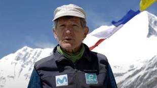Carlos Soria ya está en el campo base del Dhaulagiri