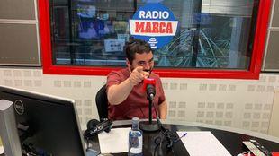 Pablo López, en Radio MARCA.