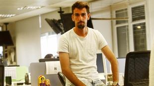 Isaac Cuenca, en una entrevista concedida a Marca poco antes de fichar...