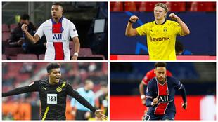 El Top 10 de jugadores más valiosos del mundo: ¡4 de los primeros 6, fuera de la Superliga!