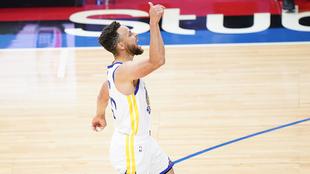 Stephen Curry y la locura de récord que supera a Kobe Bryant y Michael Jordan