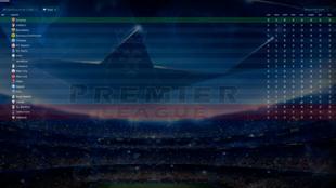La Superliga inicial. Están todos los originales... y algunos...