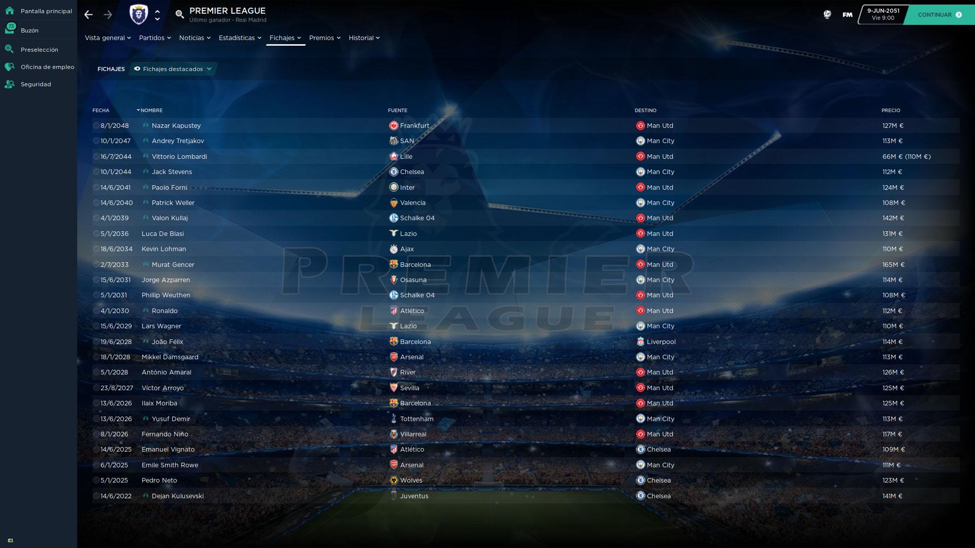 Los fichajes más destacados de los 20 años de Superliga