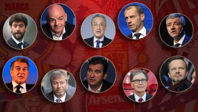 Todos los personajes de la Superliga