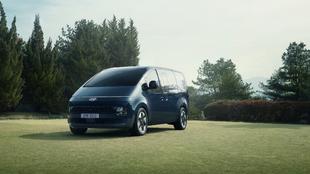Imagen del nuevo Hyundai Staria