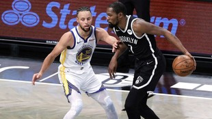 Stephen Curry vs Kevin Durant