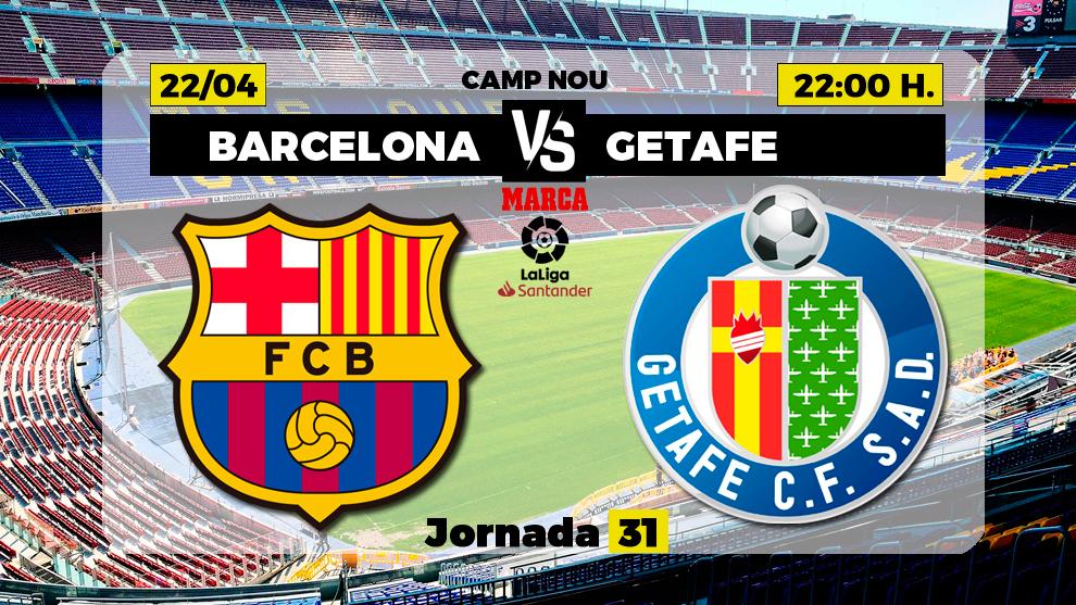 Barcelona vs Getafe Full Match – La Liga 2020/21