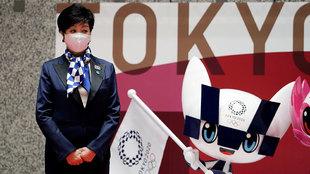 Japón se alista para recibir los Juegos Olímpicos.