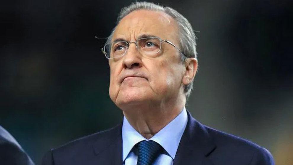 Florentino Pérez, en 'El Larguero' a partir de las 0.00 horas