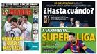 Las portadas: Benzema y la Super-Liga, protagonistas