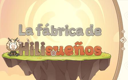 """Cómo participar en el evento web """"La fábrica de Hilisueños"""" de..."""