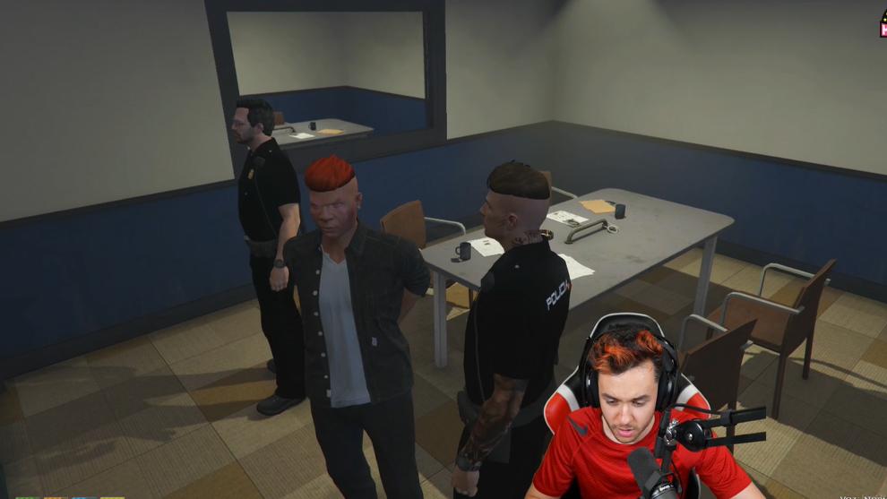 Gregori (TheGrefg) acaba en la cárcel tras intentar robar la joyería por primera vez