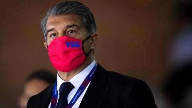 """Laporta rompe su silencio: """"La Superliga es absolutamente necesaria"""""""