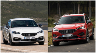 Seat Leon TGI - Gas natural comprimido - GNC - Seat Tarrado e-Hybrid...