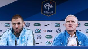 La reunión 'boicoteada' para el regreso de Benzema con Francia