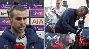 Despidieron a Mourinho y Bale le lanza ahora este rotundo mensaje sobre su sistema en el Tottenham