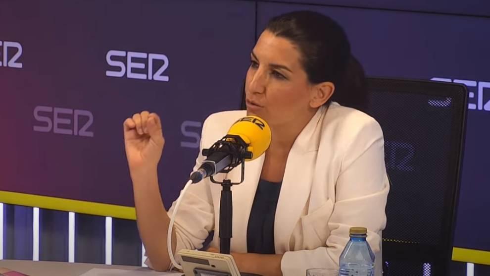 Rocío Monasterio, candidata de Vox
