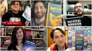 """Cinco libros sobre videojuegos para celebrar """"El día del..."""