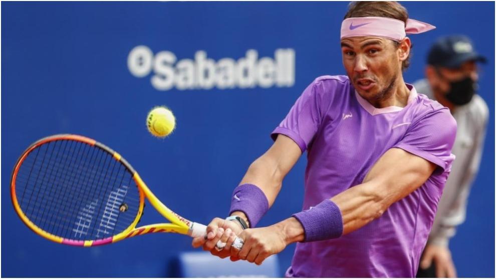Rafael Nadal - Norrie, en directo