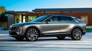 El nuevo SUV de Cadillac bien podría ser considerado un crossover.