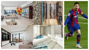 La última adquisición de Messi: un piso de 7,3 millones en una playa de Miami