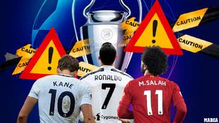 La Champions corre peligro para seis de los 12 fundadores de la Superliga