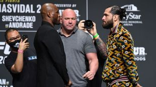 Usman vs Masvidal at UFC 261