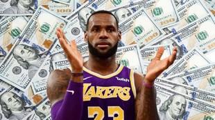 Las inversiones que han convertido a LeBron James en el próximo milmillonario