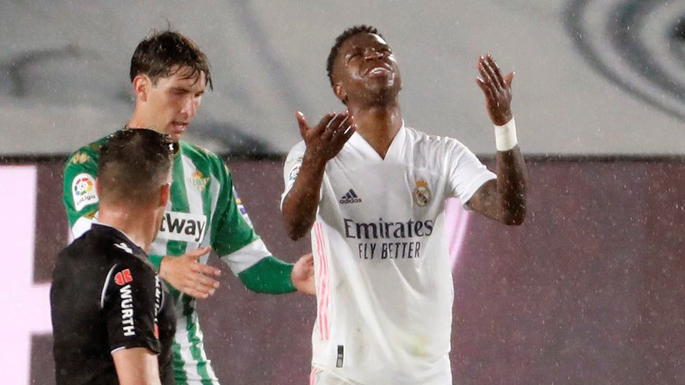 El Madrid se aleja de LaLiga