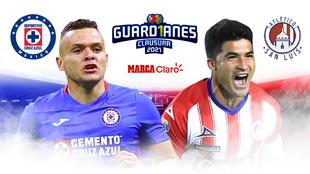 Cruz Azul vs San Luis en vivo y en directo online: resultado de hoy...