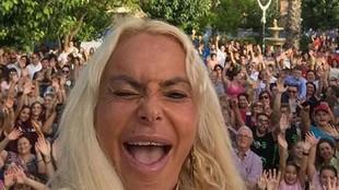 Una fiesta ilegal con Leticia Sabater hace dimitir al coordinador de...
