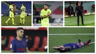 Las claves del hundimiento del Atlético