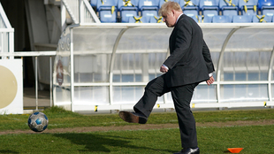 ¿Boris Johnson sabía del plan de la Superliga?