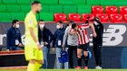 El Athletic pierde a Capa, pero no activará la opción Odriozola