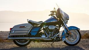 La Harley-Davidson Electra Glide Revival es perfecta para...