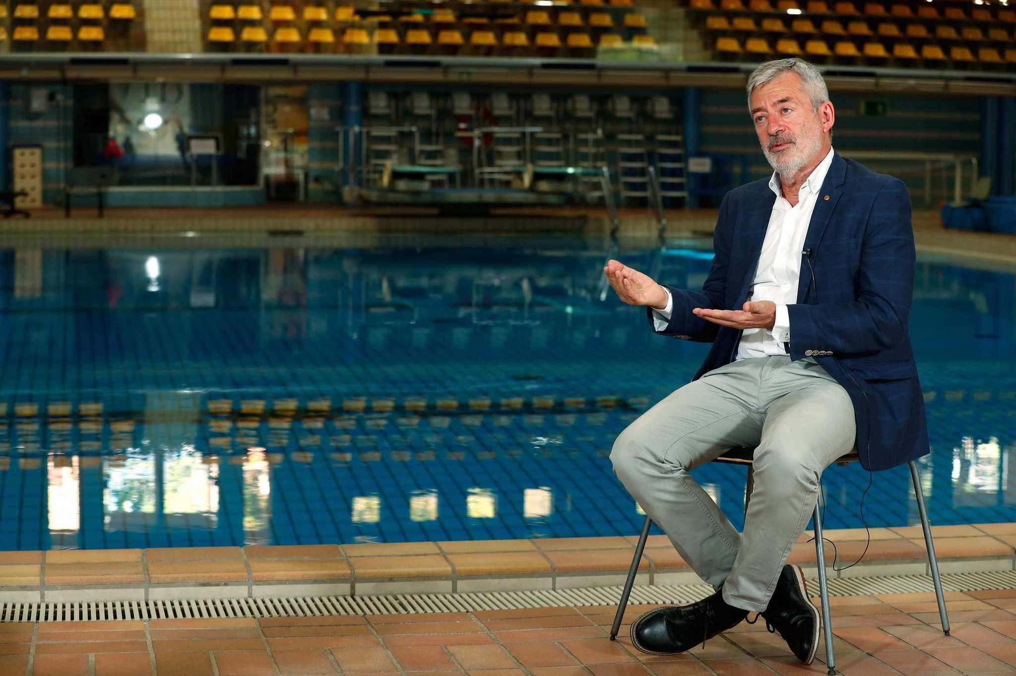 Los desafíos de una federación centenaria, la de natación