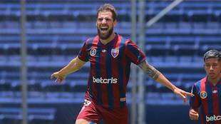 Ramiro Costa anotó los dos goles del triunfo del Atlante