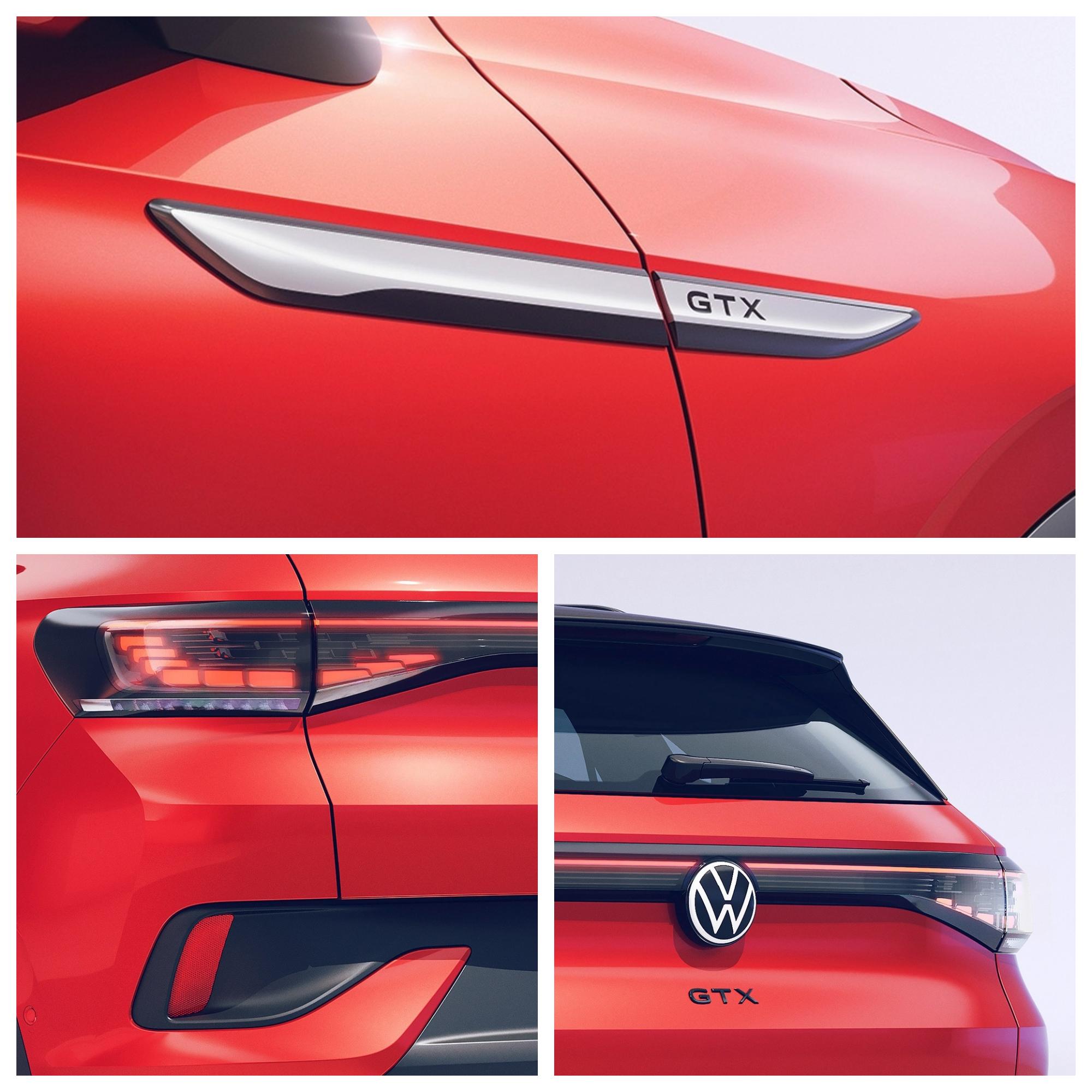 Volkswagen ID.4 GTX 2021