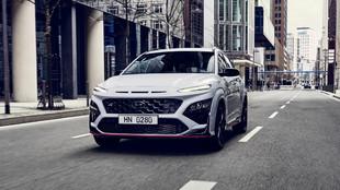 El Hyundai Kona N es la versión más deportiva y salvaje del SUV...