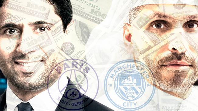 PSG y Manchester City se retan en semifinales de la Champions.