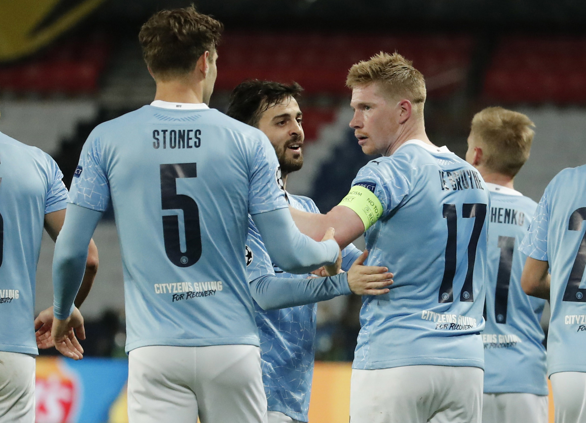 De Bruyne empata el partido