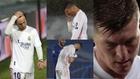 Zidane 'pide' cambios