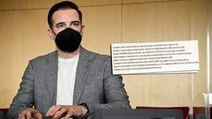 """Metzelder confiesa entre lágrimas: """"Obtuve imágenes, pido perdón a todas las víctimas de violencia sexual"""""""