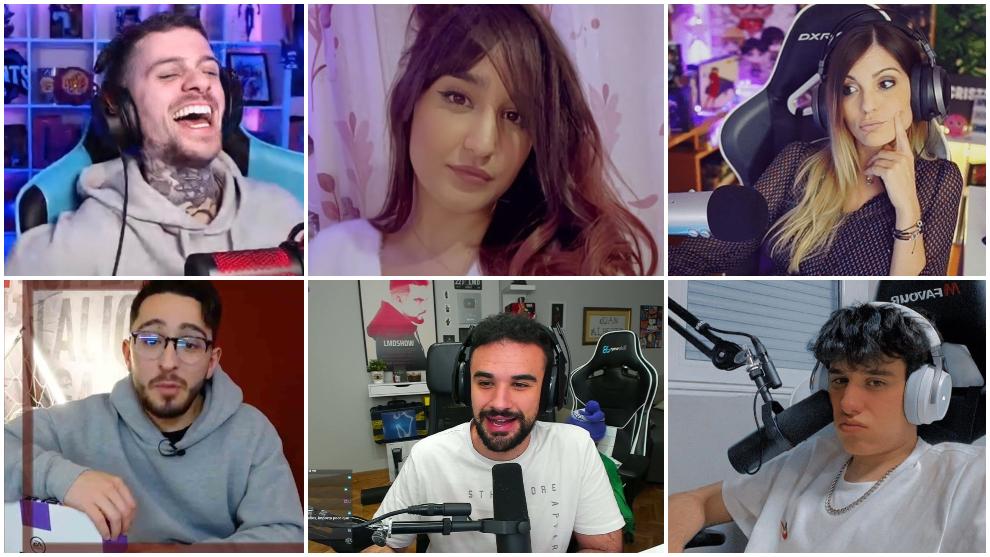 Creadores de contenido españoles que triunfan en Twitch