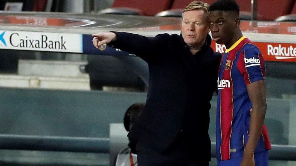Rotaciones en el Barça