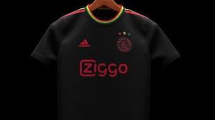 El Ajax lanzará nueva playera para rendir homenaje a Bob Marley. |