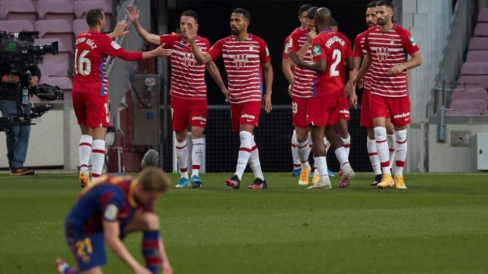 Barcelona vs Granada | LaLiga Santander: Barcelona given Granada shock - LaLiga Santander
