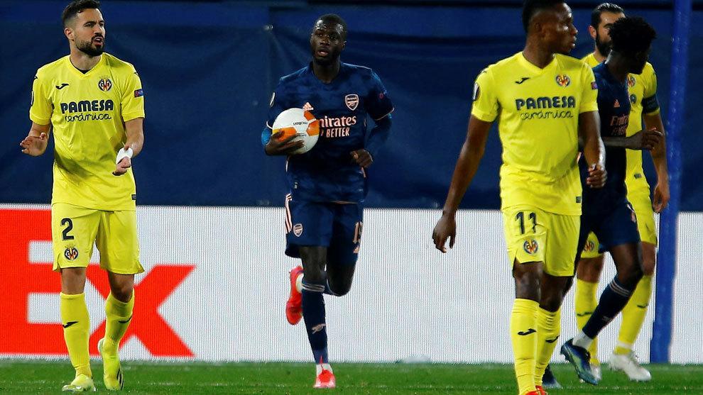 El Villarreal desaprovecha una gran oportunidad