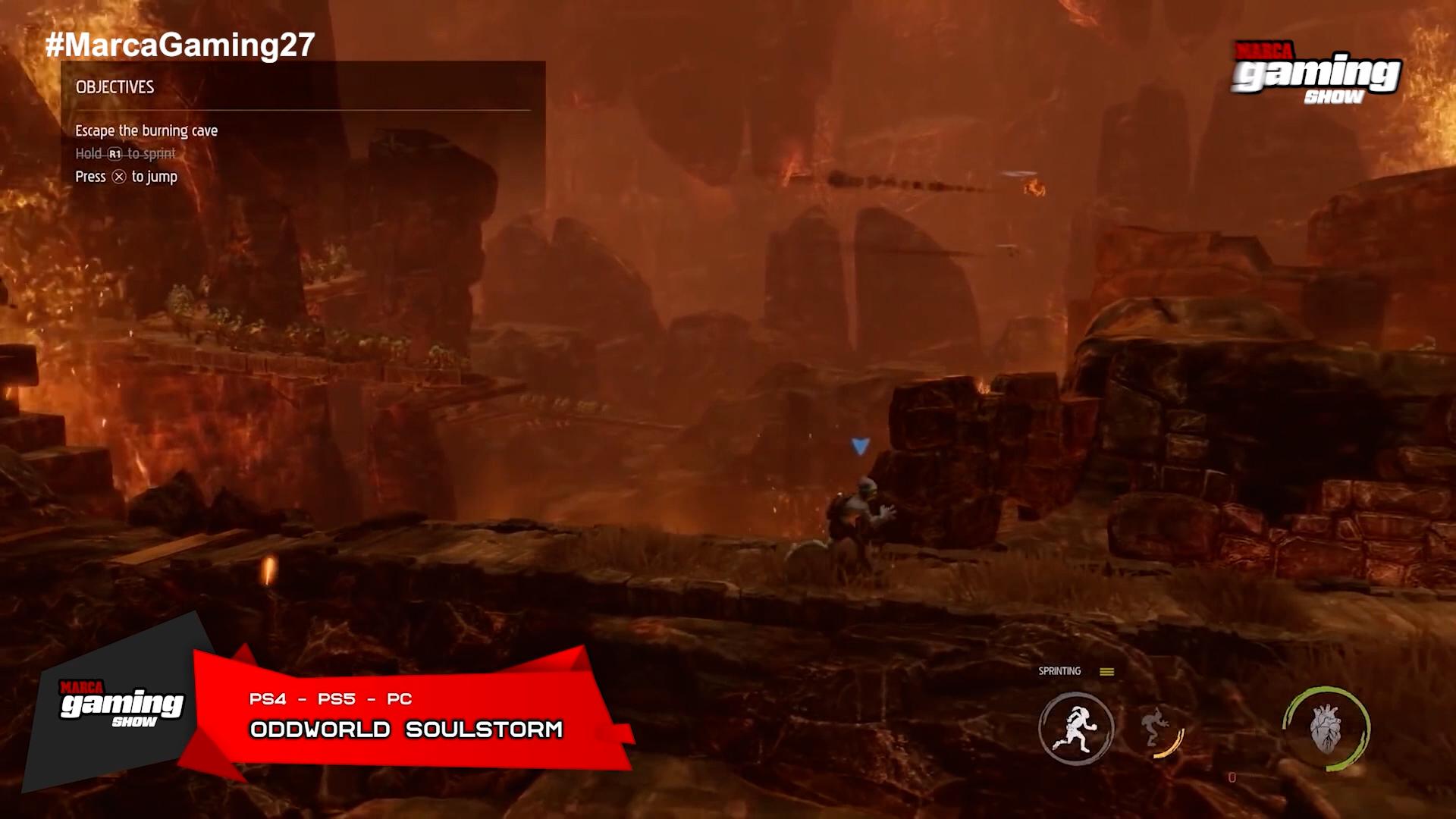 Oddworld Soulstorm (PS4, PS5, PC)
