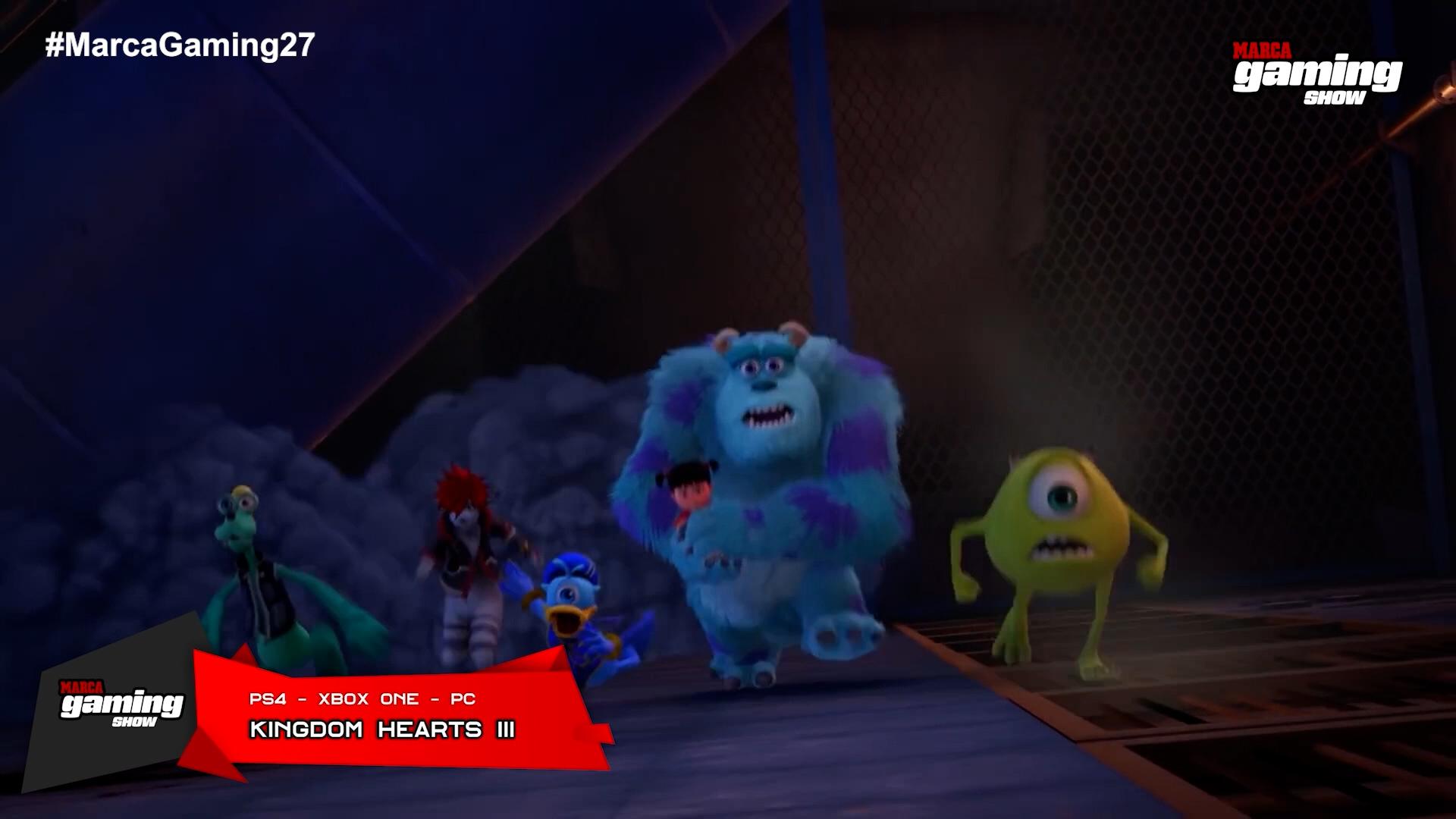 Kingdom Hearts III (PC)